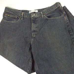 LeeMen's Blue Jeans 38x30 CL1300 0719